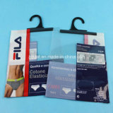 Printed Poly Bags with Hanger for Clothes (ML-HG-01)