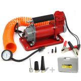 12V 4X4 4WD 35L/Min Portable Extra Heavy Duty Car Air Compressor Supplier