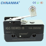 Screw 6pins Lever Roller Subminiature Micro Switch