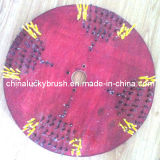Wooden Steel Wire and PP Mixture Shipping Cleaning Brush (YY-288)