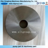 ANSI Pump Centrifugal Pump Stainless Steel Durco Pump Cover Plate