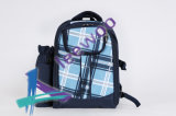 4 Person Picnic Backpack with Tableware Set & Blanket
