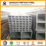Pre-Galvanized 5.8m Length Steel Square Tube