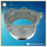 Sand Casting Spare Auto Parts Toyota Exhaust Downpipe Flange Adapter