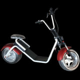 Long Range 1200W 60V Electric Scooter/ Removable Battery Harley Scooter