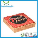 Custom Logo Print Corrugated Cardboard Paper Pizza Packing Box