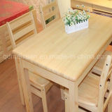 Solid Wooden Dining Table Living Room Furniture (M-X2428)