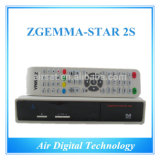 HD Combo Receiver Zgemma-Star 2s HD Satellite Receiver DVB-S2 Twin Tuner Sharing