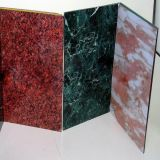 Marble / Stone PE/PVDF Coated Aluminum Composite Panel ACP / Acm