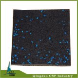 Colorful Gym Rubber Mat with High Density