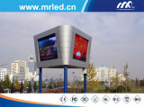 Three Sides Outdoor LED Display for Advertising