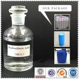 Tech Grade Hydrochloric Acid 32% 33% 35% 36% 37%