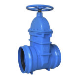 Used for PVC Pipe Socketed Resilient Gate Valve