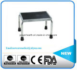 Single Stainless Steel Patient Step