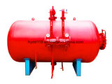 Fire Bladder Foam Tank Proportioned for Airport Fire Protection