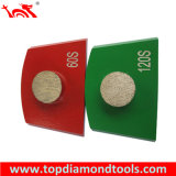 Lavina Diamond Grinding Disc with 2 Segments for Polishing Concrete