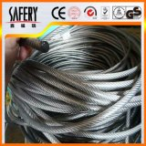 Grade 201 202 Stainless Steel Wire Ropes