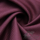 70d 190t Woven Jacquard 49% Polyester 51% Nylon Fabric (NH008BW)