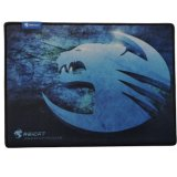Custom Mouse Pad with Smooth Surface and Stitched Edges Custom Label Medium Size Speed Edition