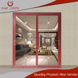 Supply High-Quality Aluminium Sliding Door with Stainless Steel Screen Netting