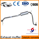 Chinese Manufacture 409 L Stainless Steel Car Tail Pipe with Lower Price