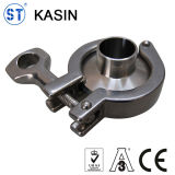 3A Stainless Steel Sanitary Clamp 14 AMP 14wmp 14mmp Ferrule 16AMP Clamp Union