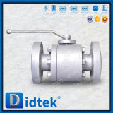 Oil Refinery Flanged Floating Ball Valve