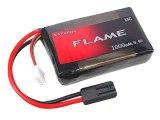Flame 9.9V 1000mAh 15c LiFePO4 Lfp Airsoft Battery for Peq-15 Box