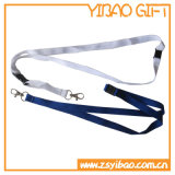 Logo Printing Lanyard with Plastic Buckle Attached (YB-LY-32)