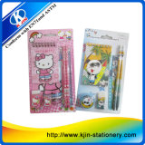13 Piece Value School Stationery Set for Teenager Kids (kjin-002)