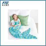 Blanket Fabric Baby Mermaid Blanket