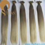 18/24# Ombre Color Keratin U Tip Hair Extension