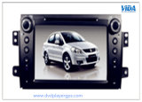 Two DIN Car DVD Player for Suzuki Sx4