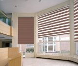 Basswood Made to Customized Office or Home Wooden Blinds