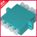 10G OM3 LC Aqua Quad Optical Adapter