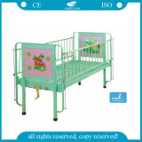 AG-CB002 Hospital 1-Crank Manual ISO&CE Infant Bed