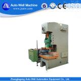 Semi-Rigid Aluminum Foil Container Machine