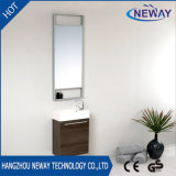 Small Wall Mounted Melamine Modern Bathroom Furniture