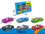 Hot Sale 1: 64 Metal Feel Wheel Alloy Car Toy (1060418)