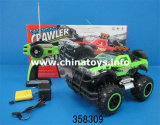 Latest 4 CH Remote Control Plastic Car Toy (358309)
