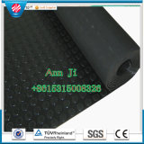 Anti-Abrasive Rubber Flooring Rolls, Industrial Rubber Sheet