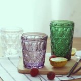 High Quality Clear Water Glass Cup Sets Glassware Kb-J00177