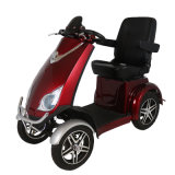 Fashion Design 4 Wheel Electric Scooter for Elderly Person