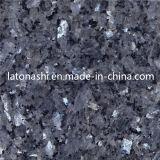 Natural Blue Pearl Granite Stone Tile, Norway Blue Granite