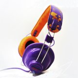 New Cool Colorful Simple Design Headphone