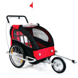 Wholesale Best Price Three Wheels Baby Trailer