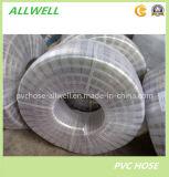 "PVC Industrial Spiral Steel Wire Hose Water Irrigation Hose 3"""