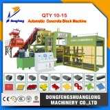 Qty 10-15 Automatic and Hydraulic Concrete Hollow Block Machine
