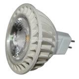 New 12V DC MR16 COB LED Down Spot Light 5W 6000k 2800k
