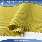 Waterproof 4 Way Stretch Nylon Polyester Elastane Stripe Fabric for Women Pants, Garment
